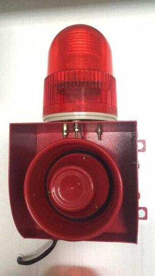杭亚 YS-01H工业语音声光报警器一体化大分贝喇叭高级电子蜂鸣器起重机行车厂房室外报警器喇叭 其它电压请联系客服 晒单图