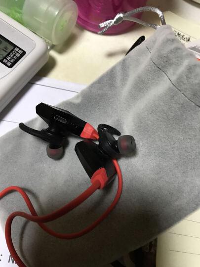 纽曼 无线蓝牙耳机运动入耳式迷你音乐手机耳机耳麦 苹果小米华为三星vivo通用 运动版太空灰 晒单图