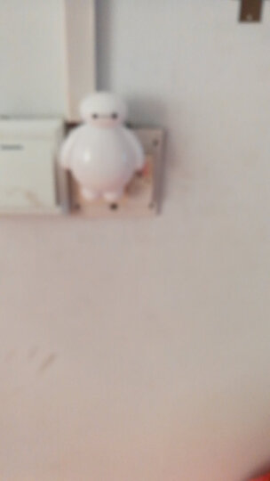 光控宝宝喂奶小夜灯 节能起夜七彩灯插电床头灯卧室壁灯 604发光瓶小玫瑰 晒单图