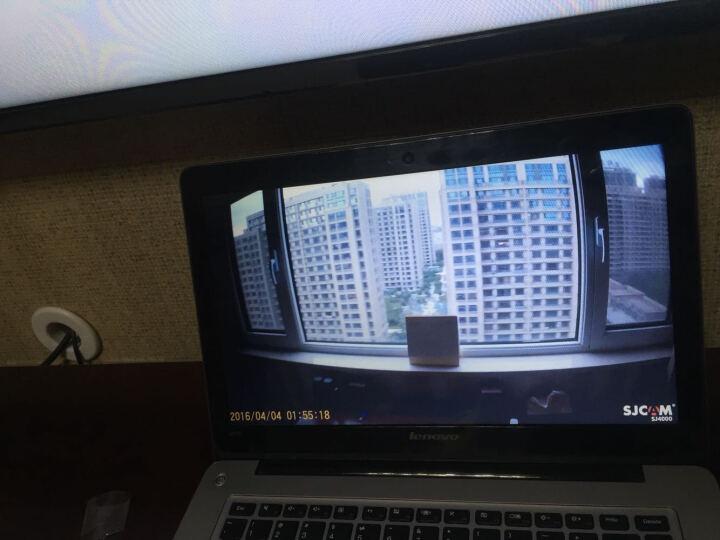 SJCAM SJ4000 运动相机 1080P高清防水骑行户外DV山狗运动摄像机  水下相机 照相机 炫酷黑 晒单图