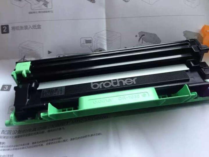 兄弟(brother)DCP1618W 黑白激光多功能一体机(打印、复印、扫描、无线网络) 晒单图