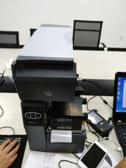 斑马(ZEBRA)ZT210/ZT230工业级标签打印机热敏热转印固定资产水洗唛不干胶打印机 斑马105sl plus 300dpi分辨率 晒单图