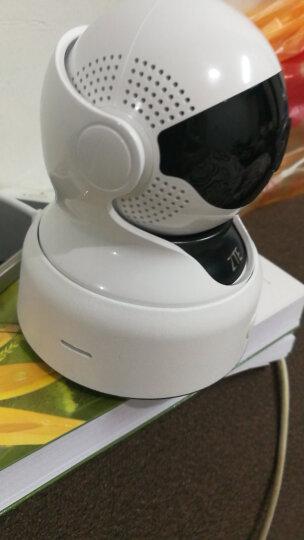 中兴(ZTE)小兴看看mini智能监控摄像头 微型家用网络摄像机 wifi高清安防一体机 手机远程家居监控器 晒单图