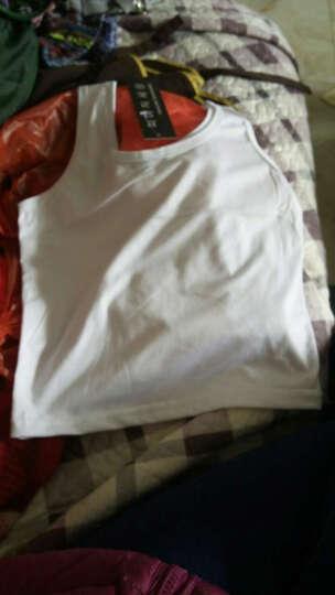 夏季短款露肚脐工字背心女士打底衫吊带女生小背心糖果色 白色 均码 晒单图