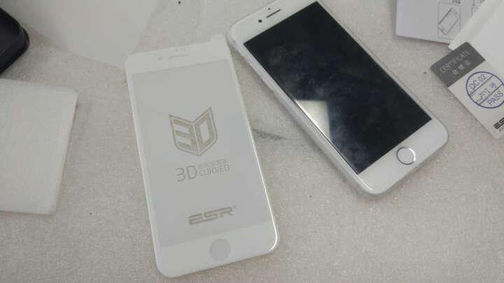 绿联 无线充电器7.5W快充通用苹果iPhone11/Xs Max/XR/SE2华为小米三星手机10W双模Qi无线快充头充电板50517 晒单图