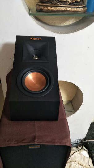 杰士(Klipsch)RP-140SA 音响 音箱  2.0声道木质无源全景声音响环绕音响/高保真(黑色) 晒单图