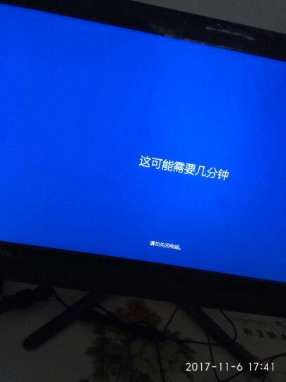 联想(Lenovo) AIO 310 19.5英寸一体机台式电脑( E2-9000 4G 500G 集显 无线网卡 蓝牙 Win10)黑色 晒单图