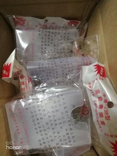 烟盒20支装薄烟盒 男士个性创意烟盒 整包软壳香烟透明塑料烟盒子 超薄香烟壳香烟盒20支装 1组10个 晒单图