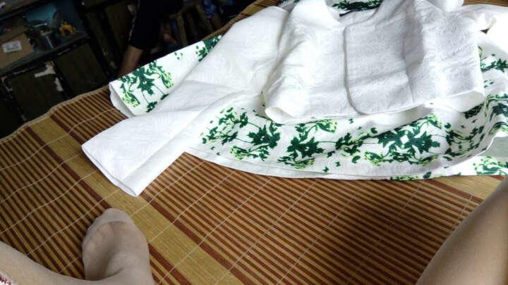 靓淑套装裙2019春秋季新款韩版修身甜美显瘦中长款无袖连衣裙短款小外套两件套套装裙 红 XXL(115-125) 晒单图