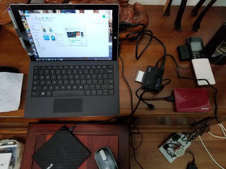 优越者(UNITEK)USB3.0分线器80CM 多功能读卡器3口HUB集线器 笔记本电脑扩展多接口转换器带电源Y-3123 晒单图