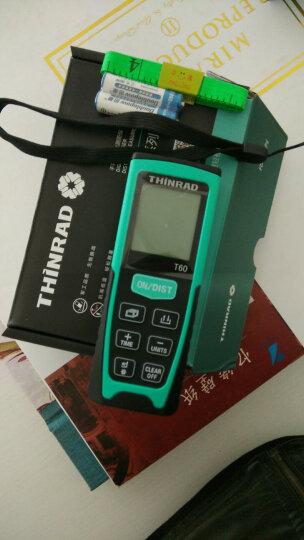 激光测距仪红外线测量仪手持距离量房仪激光尺电子尺 40米 晒单图