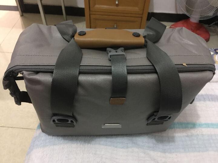 d-park 相机包 摄影包 内胆包 多功能单反相机防水镜头保护套 适用于佳能/尼康/索尼 征途-灰色 晒单图