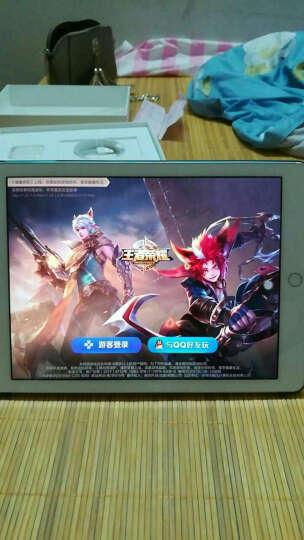 APPLE 苹果/Apple iPad 平板电脑 9.7英寸Air2 升级版2017/18款iPad 深空灰 2017款 iPad 32G 4G商务出行版 晒单图