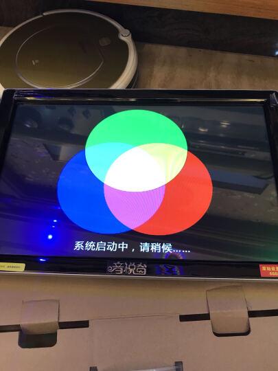 音悦台 A801 双系统卡拉OK点歌机 wifi无线点歌机 家用KTV一体机 高端黑色WIFI一体(台式架) 4T点歌机 晒单图