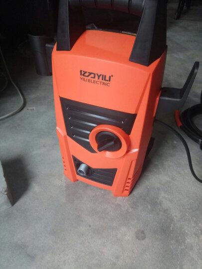 ???亿力 高压水枪洗车机 高压清洗机洗车泵高压水枪洗车机高压220V家用洗车器 YLQ4435C-90A(小金刚基本款) 晒单图