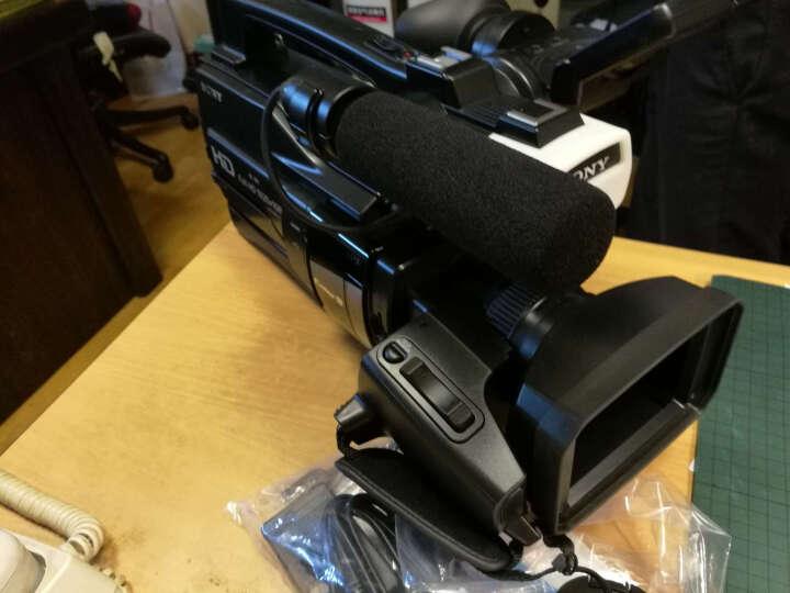 索尼(SONY) 肩扛式高清数码摄录一体机 婚庆 会议 索尼专业数码高清摄像机 HXR-MC2500 2500C MC2500 套餐二 晒单图