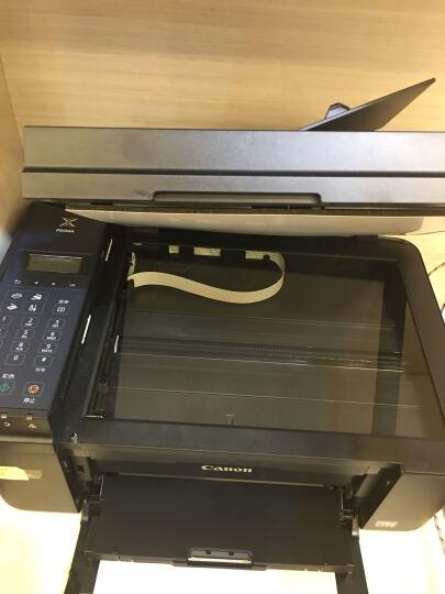 佳能(Canon)E488升级版E4280无线家用彩色喷墨照片打印机一体机复印扫描传真机 套餐四(黑色彩色内胆循环加墨版加2套墨水) 晒单图