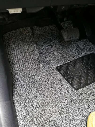 固特异(Goodyear)丝圈汽车脚垫 飞足系列 适用丰田致炫/雷凌/凯美瑞/卡罗拉/RAV4脚垫 厂家直发 灰黑 晒单图