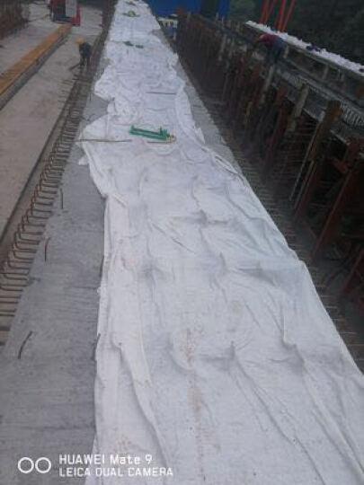 唯友 楼顶花园屋顶绿化种菜隔热蓄排水板花箱滤水 加强型土工布无纺布 白色150克 晒单图