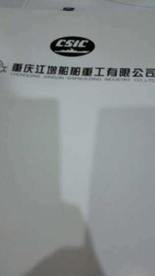 科朗鑫盛 照片纸铜版纸 双面高光照片打印机相纸 激光打印纸相片纸a4白卡封面封皮纸名片菜单 激光250g A3+(440*297mm) 晒单图