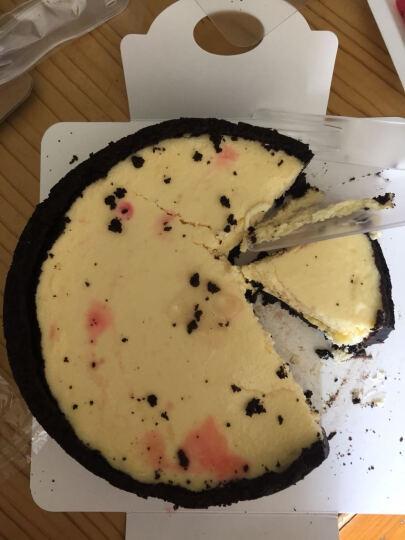 欧卡朵 天使情人乳酪蛋糕 1磅加仑重乳酪味奥利奥冰淇淋派节日蛋糕生日蛋糕 甜点 下午茶 晒单图