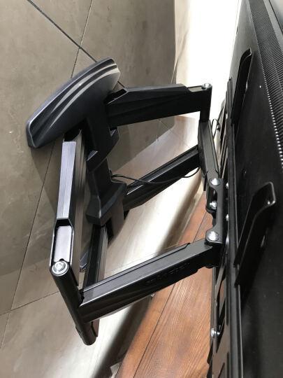 乐歌 L7(48-70英寸)电视挂架加厚电视支架旋转伸缩壁挂电视机架 60/65英寸小米创维索尼TCL海信等大部分通用 晒单图