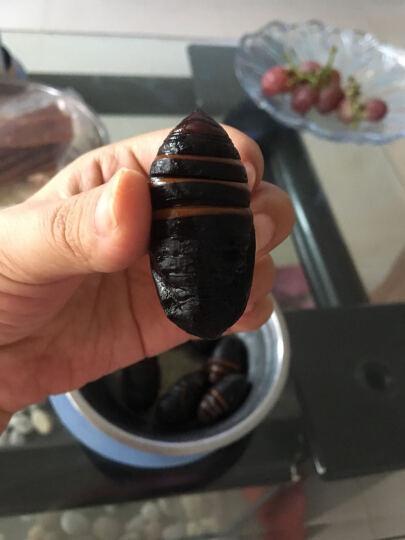 东北特产大黑蚕蛹每斤45个顺丰空运 3斤装 晒单图