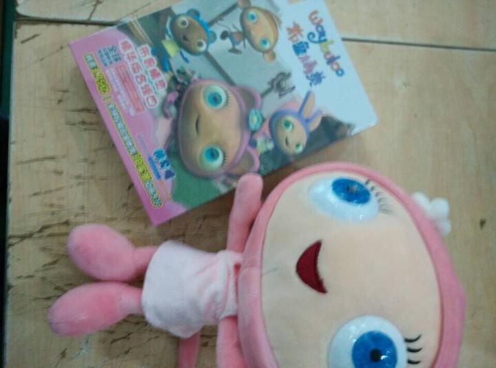 【布鲁精灵】BBC婴幼儿学龄前启蒙教育学习动画片光盘DVD奇思妙想 晒单图