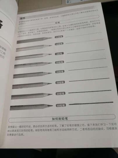 正版现货  完美教学:速写基础入门108例 典型的安利 晒单图