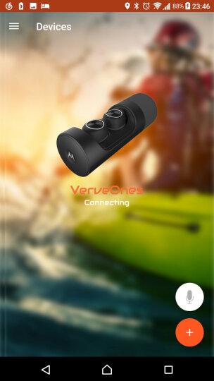 摩托罗拉(Motorola)Verve ones+防水升级版 黑色 入耳式双声道 运动无线蓝牙手机耳机 通用 晒单图