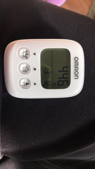 欧姆龙电子血压计 家用J750日本原装进口 智能蓝牙 上臂式全自动测量血压仪 血压器+易卷袖带+电源+电池+收纳包 晒单图