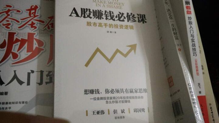 7天学会股票K线图:炒股入门与实战技巧 晒单图