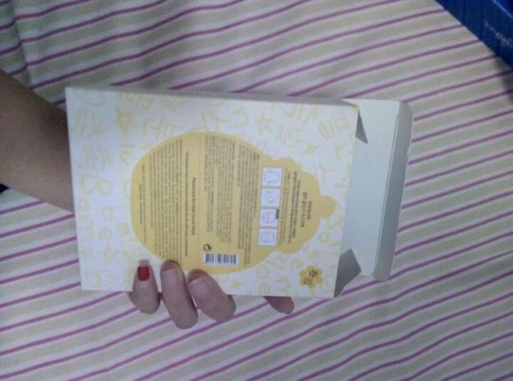 韩国 JMsolution JM面膜珍珠水光蜂蜜黄金蚕丝蛋白精华水光面膜 珍珠防晒喷雾眼膜贴 JM红药丸面膜10片/盒 晒单图