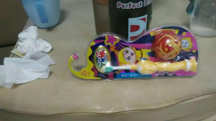伢牙乐 儿童牙刷 草莓精灵 晒单图