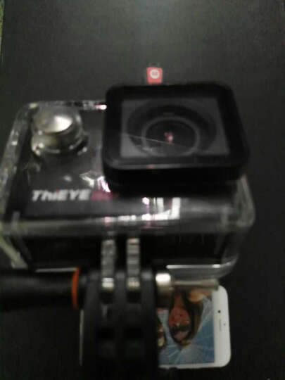 ThiEYE/第i角度 高清运动摄像机/运动相机,内置WiFi 行车记录 拍照 摄影 i60+ 4K黑色 官方标配 晒单图