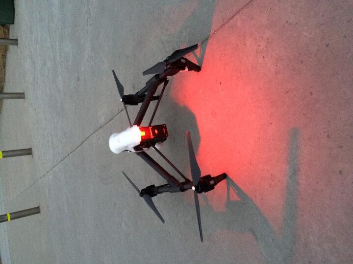 DJI大疆航拍变形无人机 Inspire1 悟 V2.0/悟1 Pro动力提升版 TB47电池(4500mAh) 晒单图