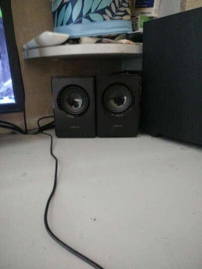 恩科(ENKOR)E50 笔记本电脑2.1组合音响低音炮 台式多媒体木质音箱 灰色 晒单图