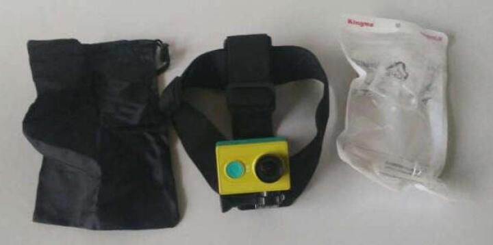 小蚁(YI)防水壳 40米防水 防摔防尘 防刮伤保护壳(仅配合小蚁4K运动相机使用) 晒单图