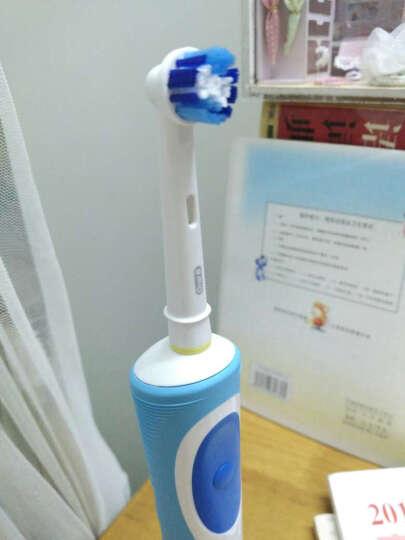 博朗 欧乐B(Oralb)EB20 精准清洁型电动牙刷头 单支装 晒单图