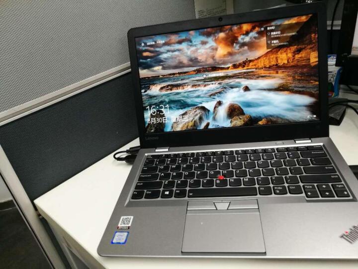 ThinkPad 联想 New S2 13.3英寸商务办公便携轻薄商务手提笔记本电脑 i5 8G 512G固态硬盘 银色@03CD 晒单图