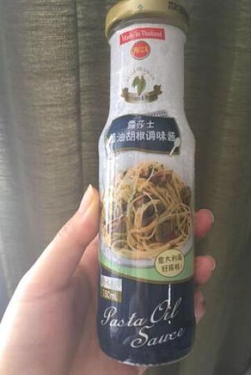 泰国进口酱油露莎士 胡椒大蒜辣椒调味酱拌面酱拌凉菜酱意面酱150ml 晒单图