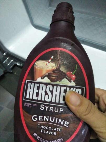 好时巧克力味糖浆酱 点心饼干咖啡奶茶蛋糕装饰 美国进口烘焙原料680g 晒单图