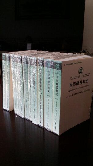 世界佛教通史·第四卷:中国汉传佛教(公元7世纪至10世纪)) 晒单图