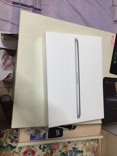 Apple MacBook Pro 15.4英寸笔记本电脑 深空灰色(Multi-Touch Bar MPTR2CH/A) 晒单图