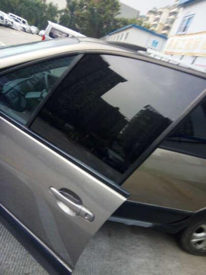 威克 汽车玻璃贴膜 隔热膜 汽车膜 防爆防晒膜玻璃贴膜 太阳膜高清前档 A级 蓝光/米 晒单图