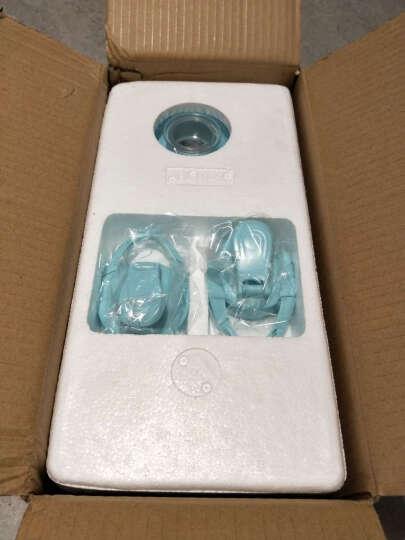 多乐(duole) 榨汁机多功能智能触屏果汁机家用迷你便携式搅拌机DL-BL16PP-A 浅蓝色 晒单图