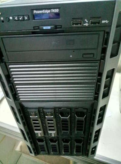 戴尔 DELL T430服务器(E5-2609/16G/2T SAS*2热插拔8背板/H330/DVDRW-450W冷电)三年保修/硬盘不返还 晒单图