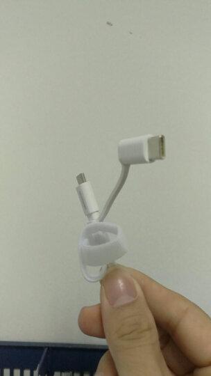 华为(HUAWEI)原装1.5m多彩数据线USB数据线 充电线 安卓电源线AP50(红色)安卓Micro USB2.0接口通用 晒单图