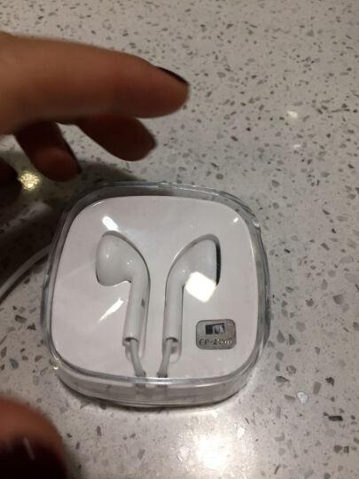 魅族EP-21HD耳机 手机耳机 魅蓝Enote3/2 MX5/6 PRO6S/5线控 ME10 晒单图