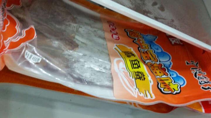 【宁波馆】甬发鱿鱼鲞450g 干货 淡晒鱼干 大干鱿鱼鲞 野生鱿鱼板片 晒单图